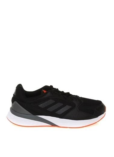 adidas Adidas H02067 RESPONSE RUN Siyah - Gri - Gümüş Erkek Koşu Ayakkabısı Renkli